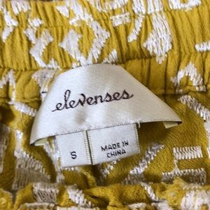 Anthropologie Shorts - Anthropologie yellow shorts